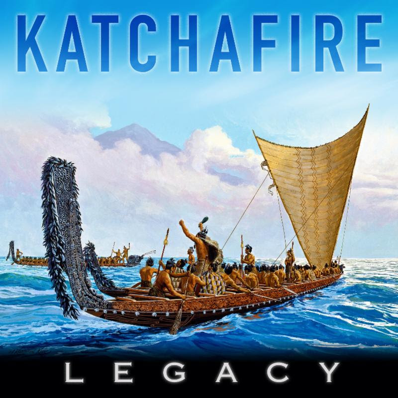KATCHAFIRE Release New Legacy album to Rave Reviews