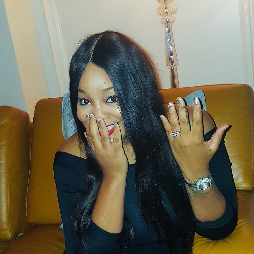 Dancehall artiste Tifa is Now Engaged