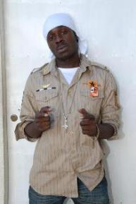 Reggae artist Jah Vinci