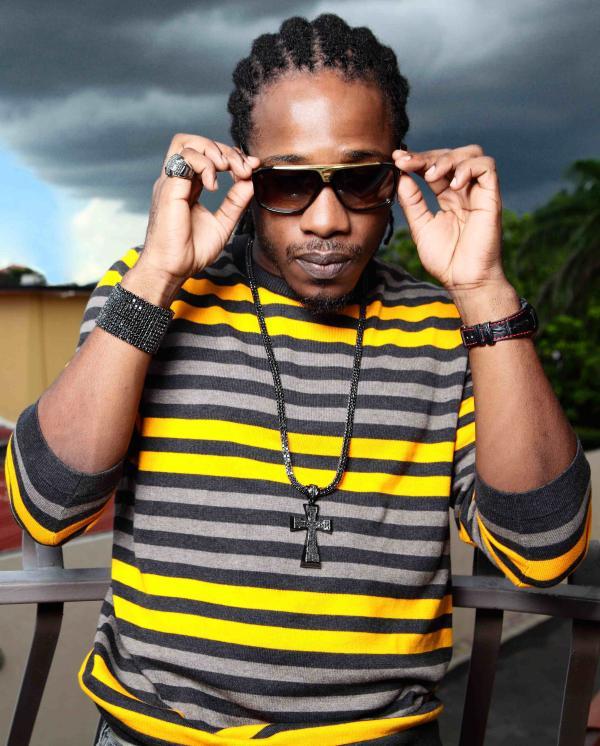 Dancehall and Reggae Artiste Wayne Marshall