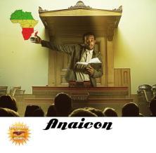 Recording artiste Anaicon