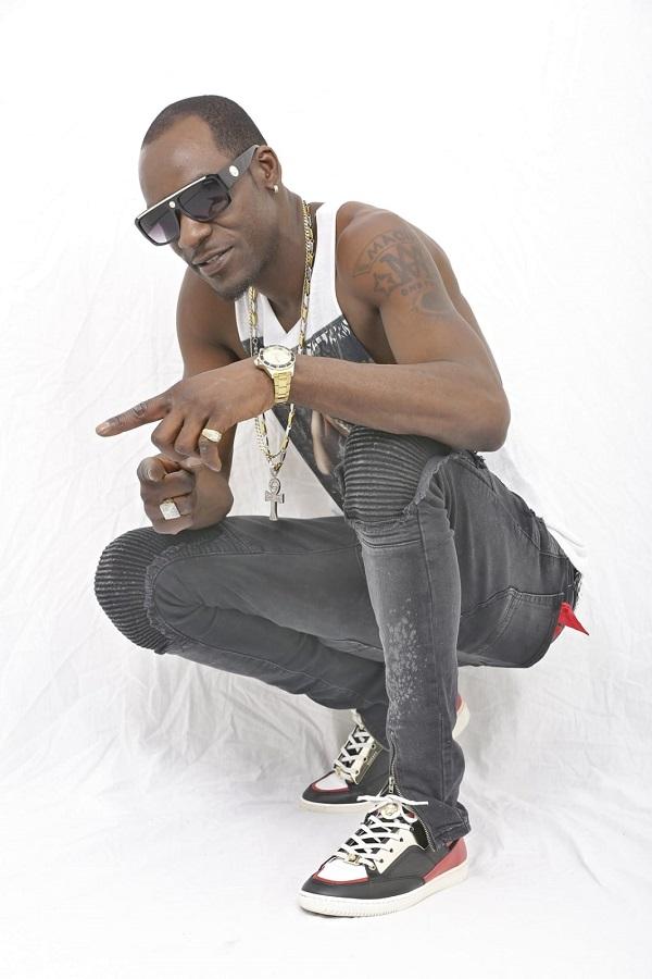 dancehall artiste Macini