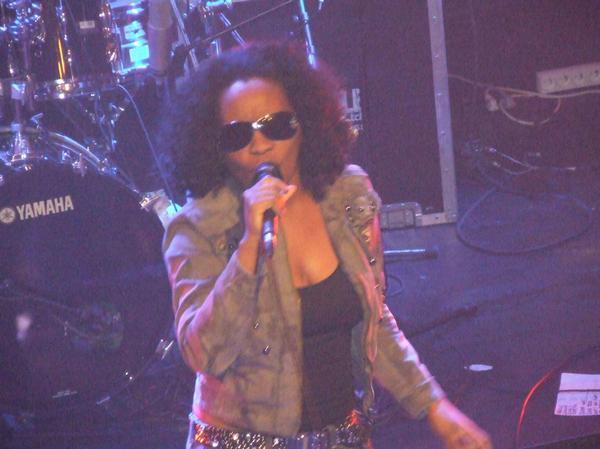 Reggae Recording artiste Tanya Stephens