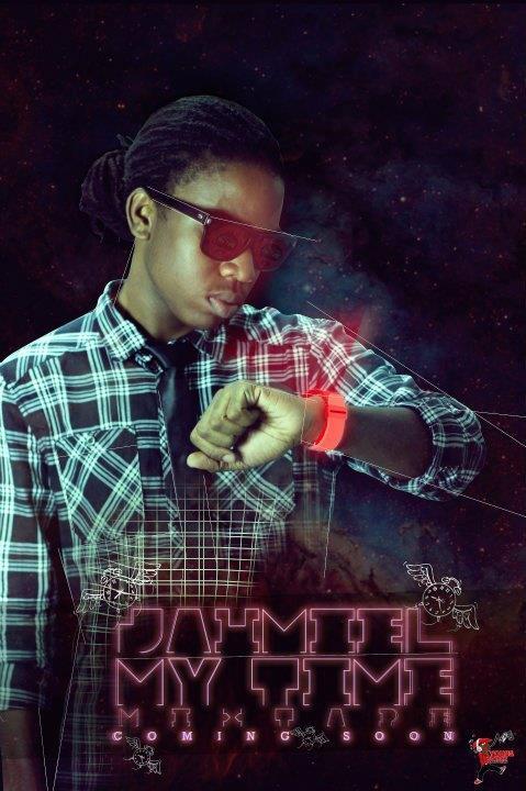 Dancehall artiste Jahmiel