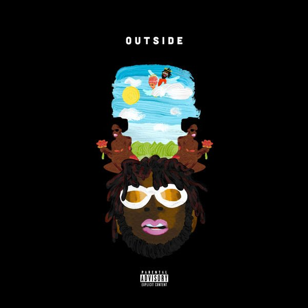 Burna Boy - Outside Album