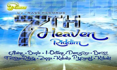 7th Heaven Riddim - Dj Frass Records
