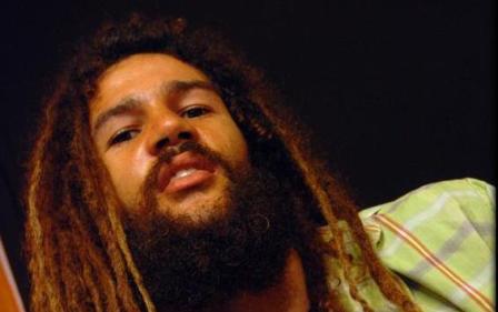 Reggae Artiste Alex Marley