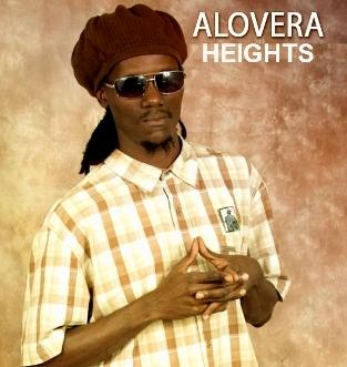Recording artiste Alo Vera
