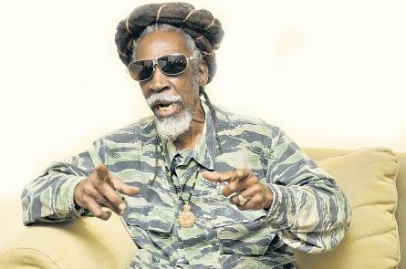 Legendary Reggae Superstar Bunny Wailer