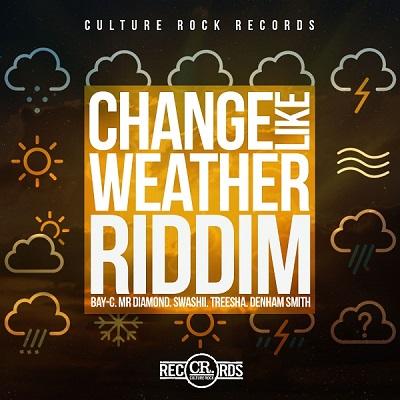 Reggae artiste Mr Diamond Change like Weather