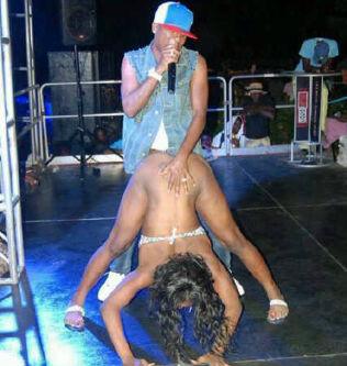 Jamaica Nude Dance Video 8