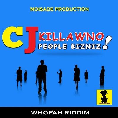 CJ Killawno Released Brand New single People Bizniz