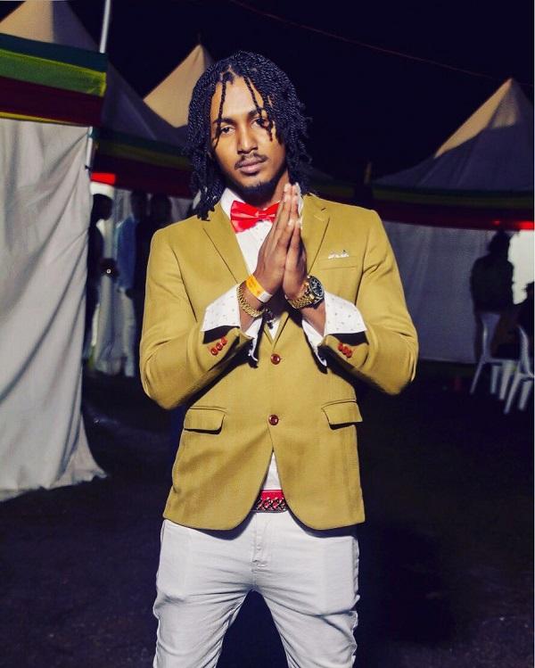 Reggae artist Deep Jahi