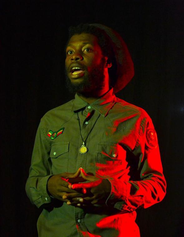 Reggae singer Iba MaHr - Million Thoughts Video & Lyrics