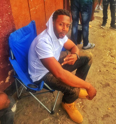 Reggae artist Ibru Ready for Jamaican Audience