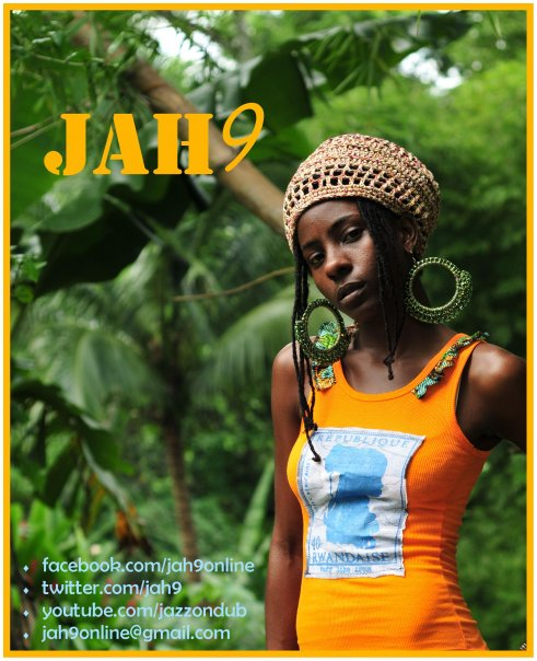 Jah 9 - Roots Reggae Music Singer
