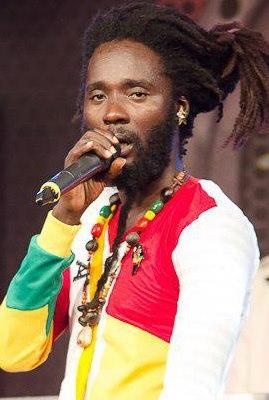 Roots Reggae Singer Jah Bouks Official Biography