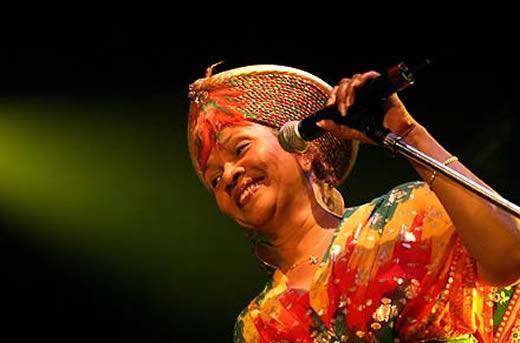Marcia Griffiths Reggae Empress