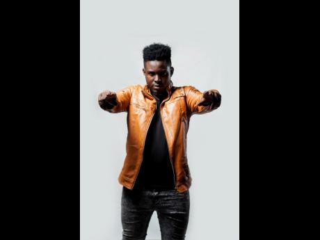 Dancehall artiste Symantic