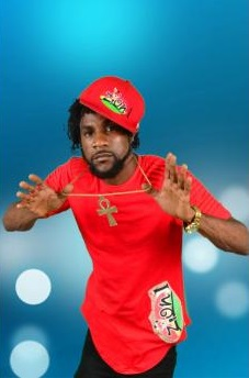 Reggae artist Zyon I