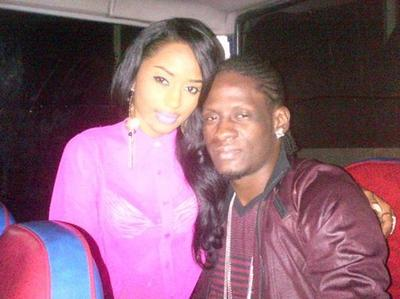Aidonia & Kimberly