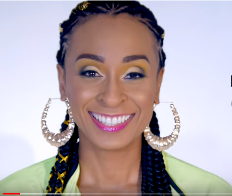 Reggae singer Alaine - Boast Inna God Lyrics & Video