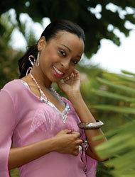Reggae Singer Alaine