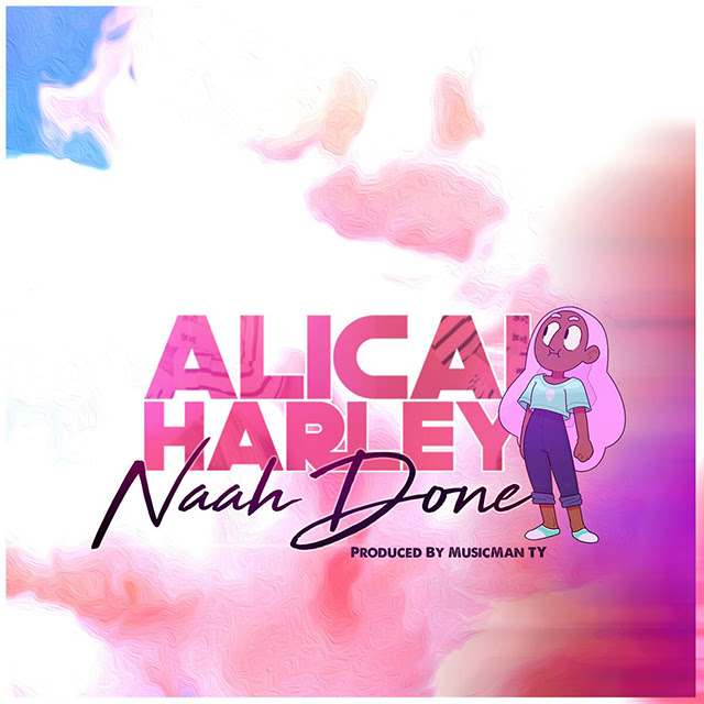 Exciting talent Alicai Harley unveils new single 'Naah Done'