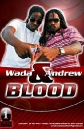 Andrew and Wadda Blood