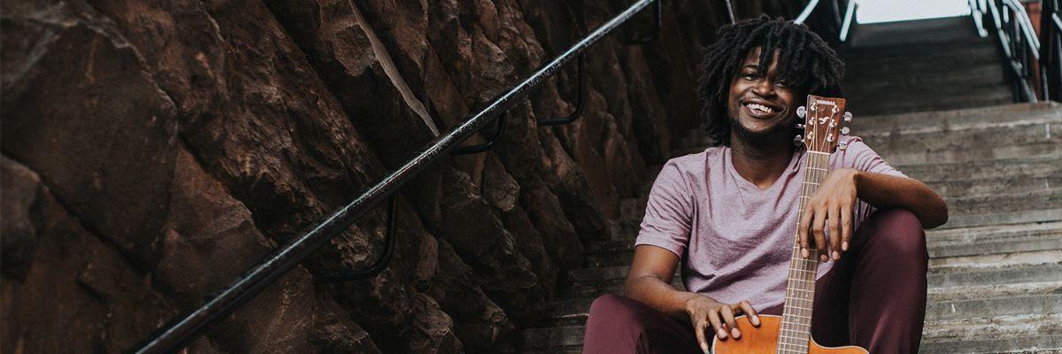 Reggae artist Apollo Tafari Won't Be Defined by his Rasta Ways