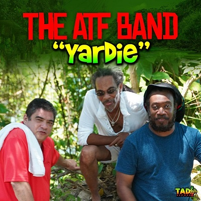 Reggae group The ATF Band - Yardie - Tad's Record