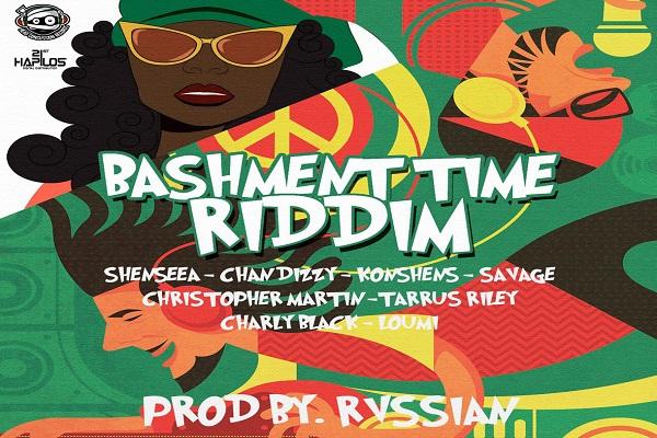 Bashment Time Riddim - Prod Rvssian