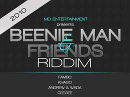 Beenie Man and Friends