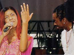 D'angel and Beenie Man
