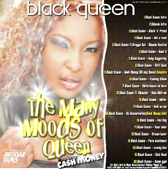 Black Queen mixtape