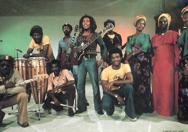 Bob Marley and Wailers