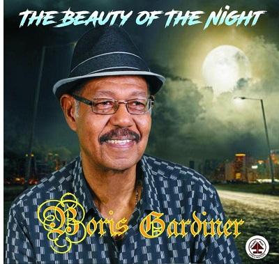 Reggae singer Boris Gardiner Beauty Of The Night