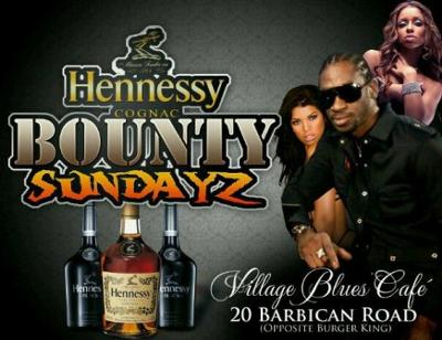 Bounty Hennessy Sundaze