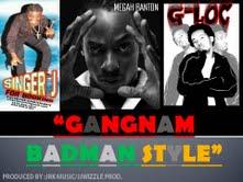 Gangnam-badman style