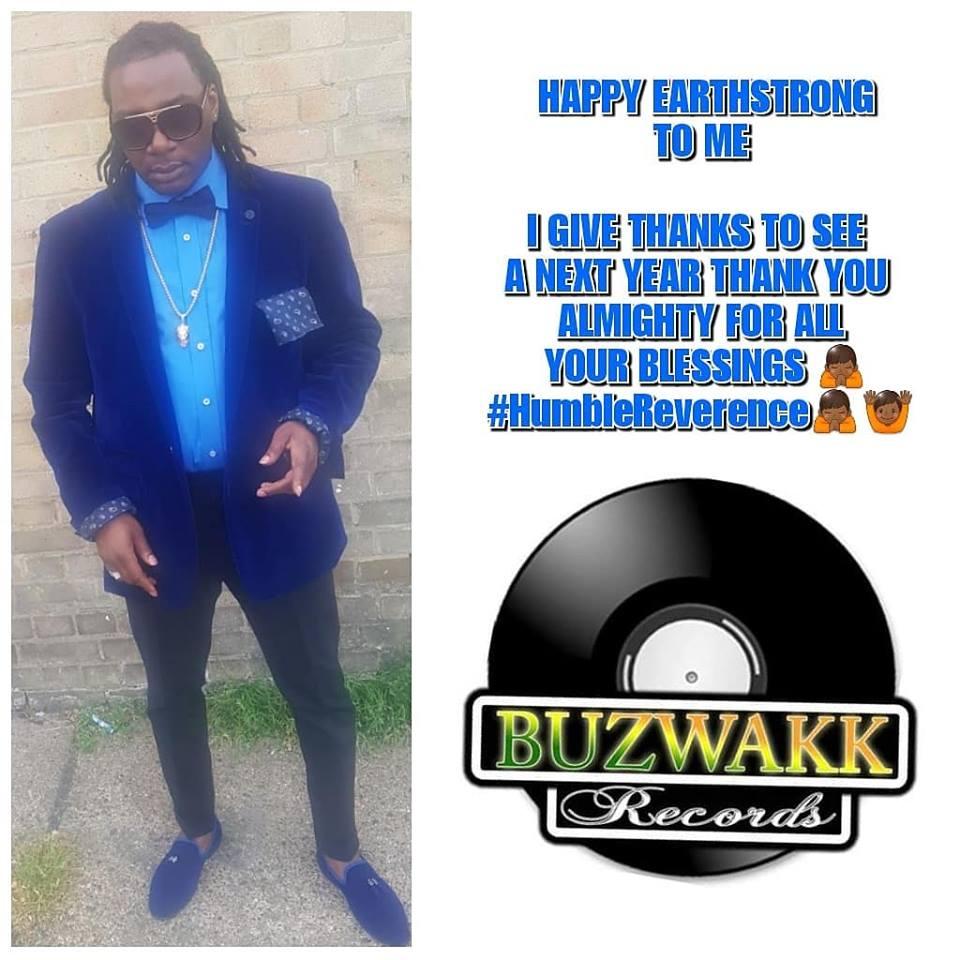 Bucky Jo - Champion Buzwakk Records