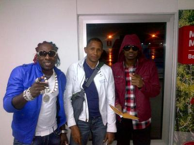 Elephant Man, Shane Brown, Busy Signal