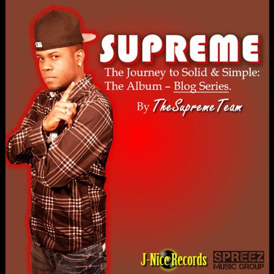 get close & personal with Supreme on the blog supremedancehall.blogspot.com