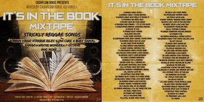 Its All in the Book mixtape