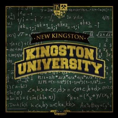 Collie Buddz Kingston University Album Cover
