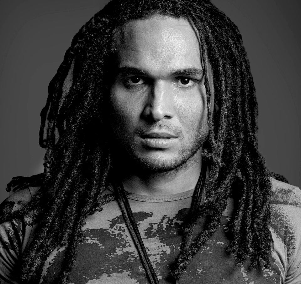 Reggae artist Conkarah