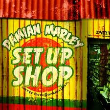 Damian Marley Set Up Shop