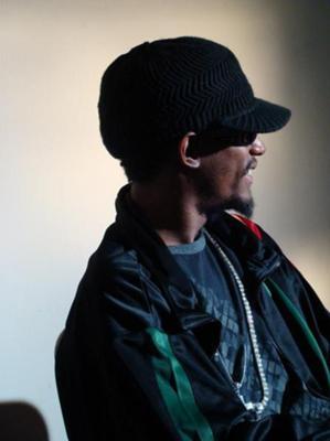 Reggae artiste Dan Marcus I