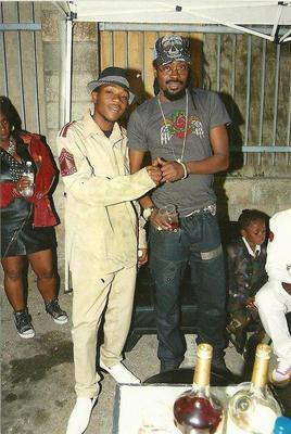 Beela and Beenie Man