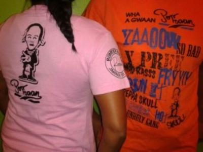 Popcaan T shirt