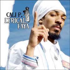 Dancehall reggae artiste Cali P